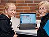 Freiwilliges Engagement, wie hier beim Computerkurs, ist unverzichtbarer Bestandteil des Konzepts der Mehrgenerationenhäuser