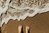 Foto von einem Strand