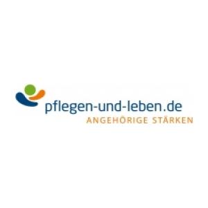 Logo von Pflegen und Leben.de